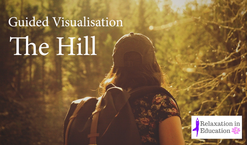 The Hill - Guided Visualisation